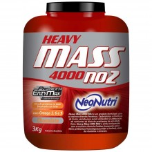 Heavy Mass 4000 NO2 (3kg) - Neo Nutri