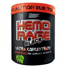 Hemo Rage Black Ultra Concentrate (316,5g) - Nutrex