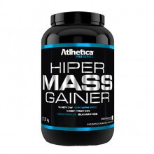 Hiper Mass Gainer (1,5Kg) - Atlhetica Nutrition