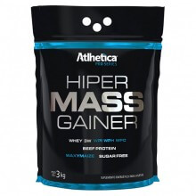 Imagem - Hiper Mass Gainer (3Kg) - Atlhetica Nutrition