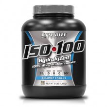 ISO-100 Whey Isolado Hidrolizado (1362g) - Dymatize