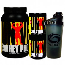 Kit Ultra Whey Pro (909g) + Creatina (400g) - Universal