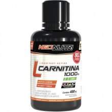 L-Carnitina 1000mg (480ml) - Neo Nutri