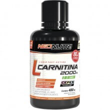 L-Carnitina 2000mg (480ml) - Neo Nutri