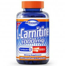L-Carnitine 1000mg (120caps) - Arnold Nutrition