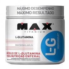 L-G (L-Glutamina) 300g - Max Titanium