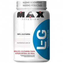 L-G (L-Glutamina) 600g - Max Titanium
