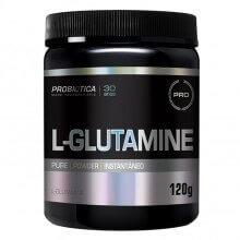 L-Glutamine (Glutamina) (120g) - Probi�tica