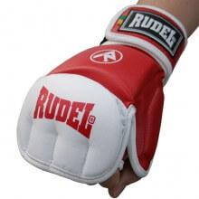Luva de MMA V4 (Vermelha) - Rudel