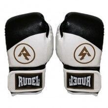 Luvas de Boxe Premium 12 Oz Preta - Rudel (PAR)