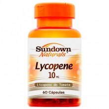 Lycopene 10mg (60caps) - Sundown