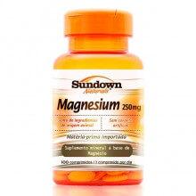Magnesium 250mg (100comp) - Sundown