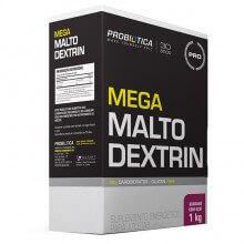 Imagem - Mega Maltodextrin 1000g (maltodextrina) - Probiótica