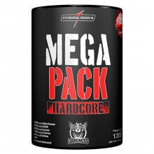Mega Pack Hardcore (15 packs) - Integralm�dica