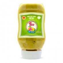 Molho para Salada Citrus (300ml) - Mrs Taste