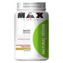 Natural Vegan (500g) - Max Titanium