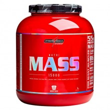 Nutri Mass 15000 (3kg) - Integralm�dica