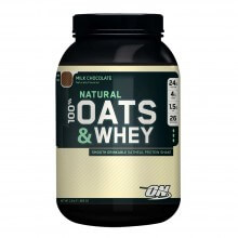 100% Natural OATS Whey (1360g) - Optimum Nutrition