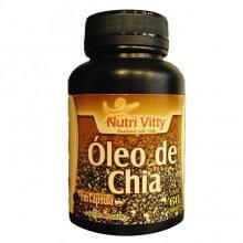 Óleo de Chia (60caps) - Nutri Vitty