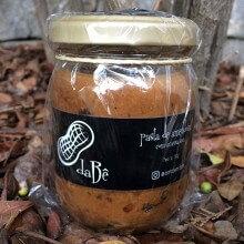 Pasta de Amendoim com Ameixa Seca (180g) - da Bê