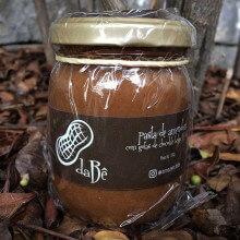 Pasta de Amendoim com Gotas de Chocolate Belga (180g) - da Bê