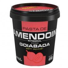 Pasta de Amendoim Integral com Goiabada (450g) - Mandubim