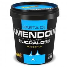 Pasta de Amendoim Integral com Sucralose (450g) - Mandubim