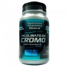 Picolinato de Cromo 35mcg (120comp) - Stem Pharmaceutical