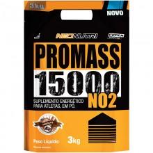 Pro Mass 15000 NO2 Refil (3Kg) - Neo Nutri