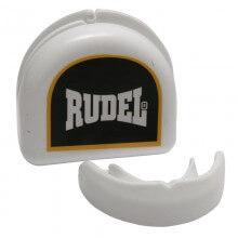 Protetor Bucal Com Estojo (Branco) - Rudel