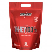 Super Whey 100% Pure (Saco 907g) - Integralmédica