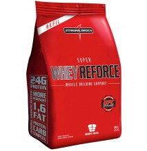 Super Whey Reforce (907g) (Saco) - Integralmédica