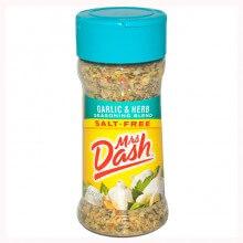 Tempero Garlic Herb (Alho e Ervas) (71g) - Mrs Dash
