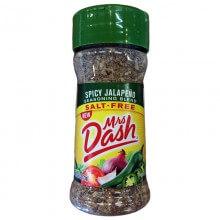 Tempero Spicy Jalapeño (71g) - Mrs Dash