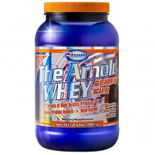 The Arnold Whey (907g) - Arnold Nutrition