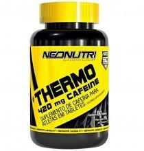 Thermo 420mg de Cafeína (60tabs) - NeoNutri