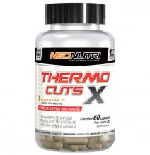 Thermo Cuts X (60caps) - Neo Nutri