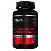 Thermogenic Extreme Black (120caps) - Probi�tica