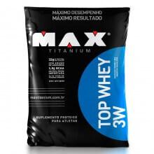 Imagem - Top Whey 3W Refil (1800g) - Max Titanium