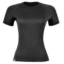 Camiseta Thermo Skin Feminina Manga Curta (Preta) - Curtlo (40% OFF)