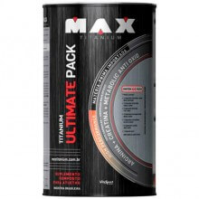 Ultimate Pack (44 packs) - Max Titanium