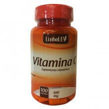 Vitamina C 300mg (100caps) - Linholev