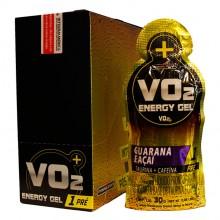 VO2 Gel Pr�-treino (30g) (Caixa c/ 10 Unidades) - Integralm�dica