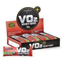 VO2 Whey Protein Bar (Caixa com 12 Barras) - Integralmédica