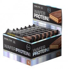 Wafer Protein Bar (caixa c/ 12 unidades) - Probiótica