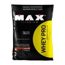 Whey Pro (Refil 1500g) - Max Titanium