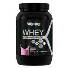 Whey W/ Pro-MF (900g) - Atlhetica Nutrition
