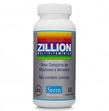 Imagem - Zillion Multivitamin�co (60 tabs) - Stem