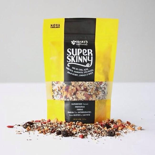 Cereal Super Skinny ( 125g ) - Hart ´ s Natural