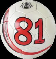 Imagem - Bola Futebol De Campo Dalponte 81 Carbonline 0005 - 055384
